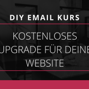 Copy of DIY website upgrade email course