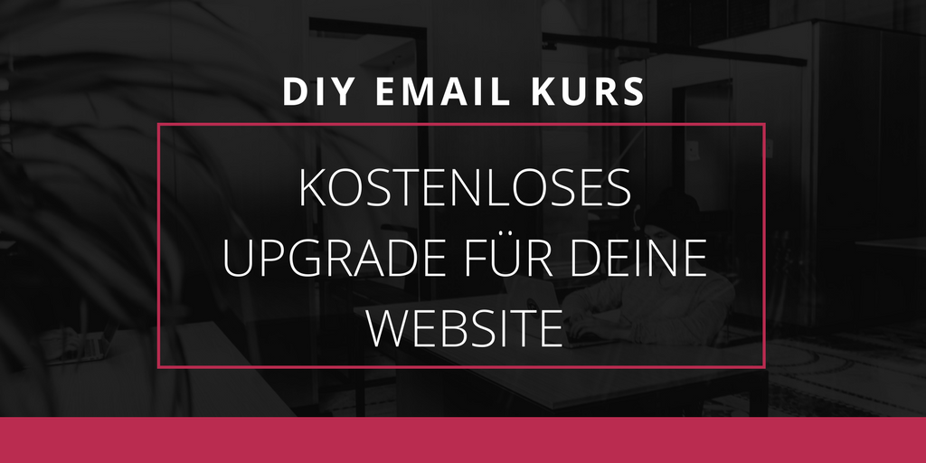 Online-Kurs Website